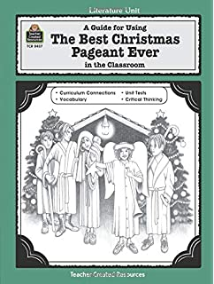 The best christmas pageant ever script.