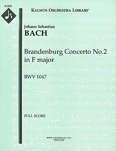 brandenburg concertos sheet music - 9