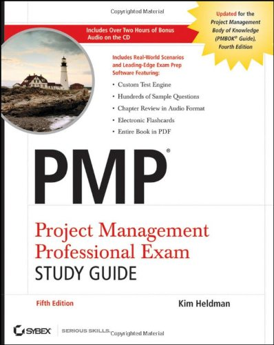 PMP Project Management Professional Exam Study Guide, Includes Audio CD by Sybex
