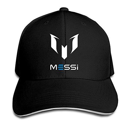 sunny-fish6hh-unisex-adjustable-lionel-messi-logo-baseball-caps-hat-one-size-black