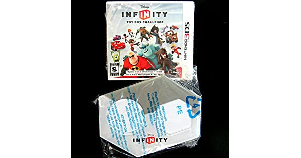 Amazon.com: Disney Infinity 3DS Base Set Game and Portal ...