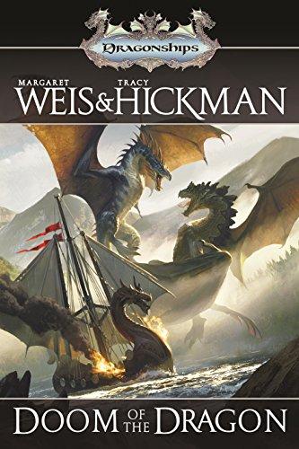 Doom of the Dragon: A Dragonships of Vindras Novel
