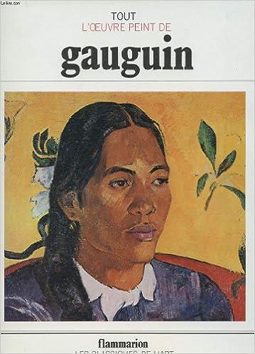 Tout l'oeuvre peint de Gauguin pdf, epub