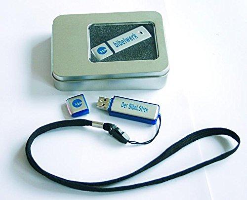 Der Bibel.Stick: Einheitsübersetzung auf USB-Stick in Geschenkdose