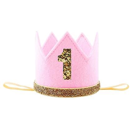 Amazon.com: Sombreros de fiesta, color azul y plateado, para ...