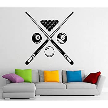 Amazon.com: stickerbrand Home Décor – Vinilo de pared Arte ...