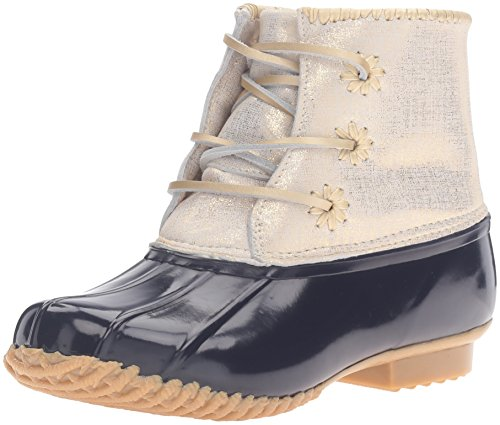 Jack Rogers Womens Chloe Rain Boot Midnight