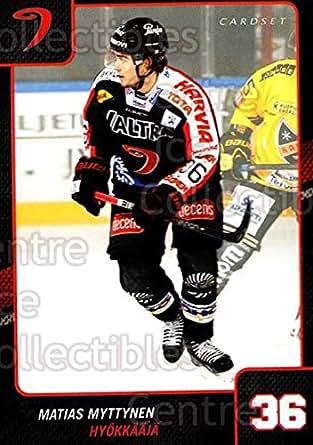 Amazon.com: (CI) Matias Myttynen Hockey Card 2013-14 Finnish Cardset (base) 239 Matias Myttynen ...