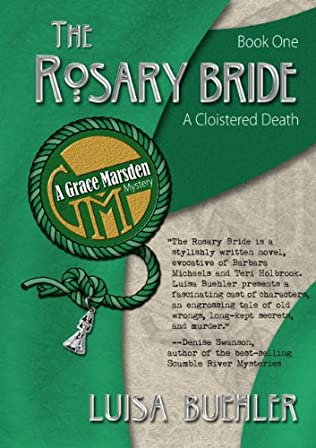 book cover of The Rosary Bride