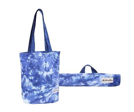 Amazon.com: Algodón bolsa de lona bolsas de compra ...