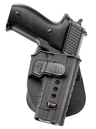 Fobus neu verdeckte Trage LINKE HAND Pistolenhalfter Sicherungs Trigger Sicherheit Zuhaltungs system Halfter Holster für Sig Sauer P226, P227, P220 - alle Kaliber