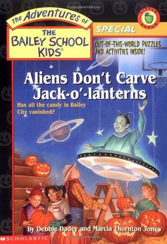 Aliens Don't Carve Jack o' Lanterns PDF