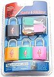 Safe Skies 4-pack TSA-Recognized Padlocks