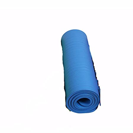 Thicken Foam Yoga Mat 10mm Thick Gymnastics Exercise Pad For ...