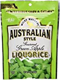 Wiley Wallaby Green Apple Licorice 10 oz licorice package