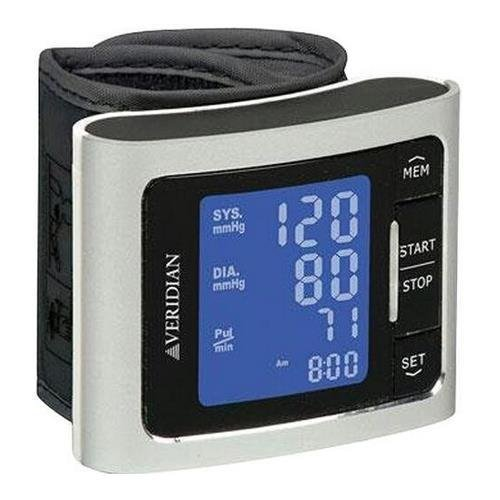 Veridian Healthcare 01-519SL Automatic Digital Blood Pressur