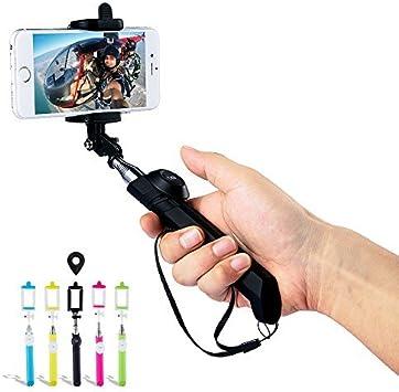 DBPOWER Extensible Monopod para Autorretrato (Selfie Stick) con ...