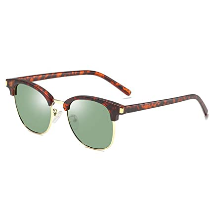 QZ Nuevo Clásico Gafas De Sol Polarizadas para Hombre ...