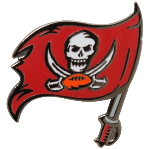 NFL Tampa Bay Buccaneers Team Logo Pin