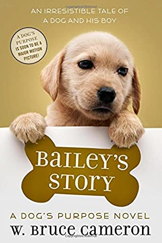book cover of Bailey\'s Story