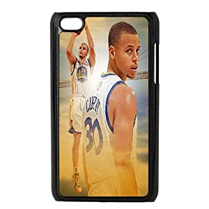 James-Bagg Phone case Basketball Super Star Stephen Curry Protective Case FOR IPod Touch 4th Style-11