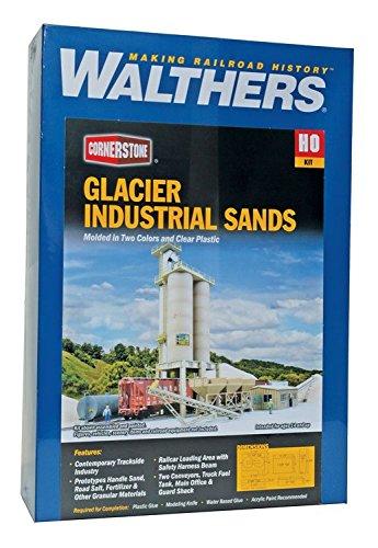 Walthers SceneMaster Glacier Industrial Sands Kit