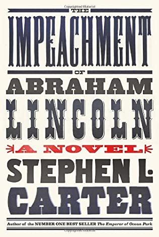 book cover of The Impeachment of Abraham Lincoln