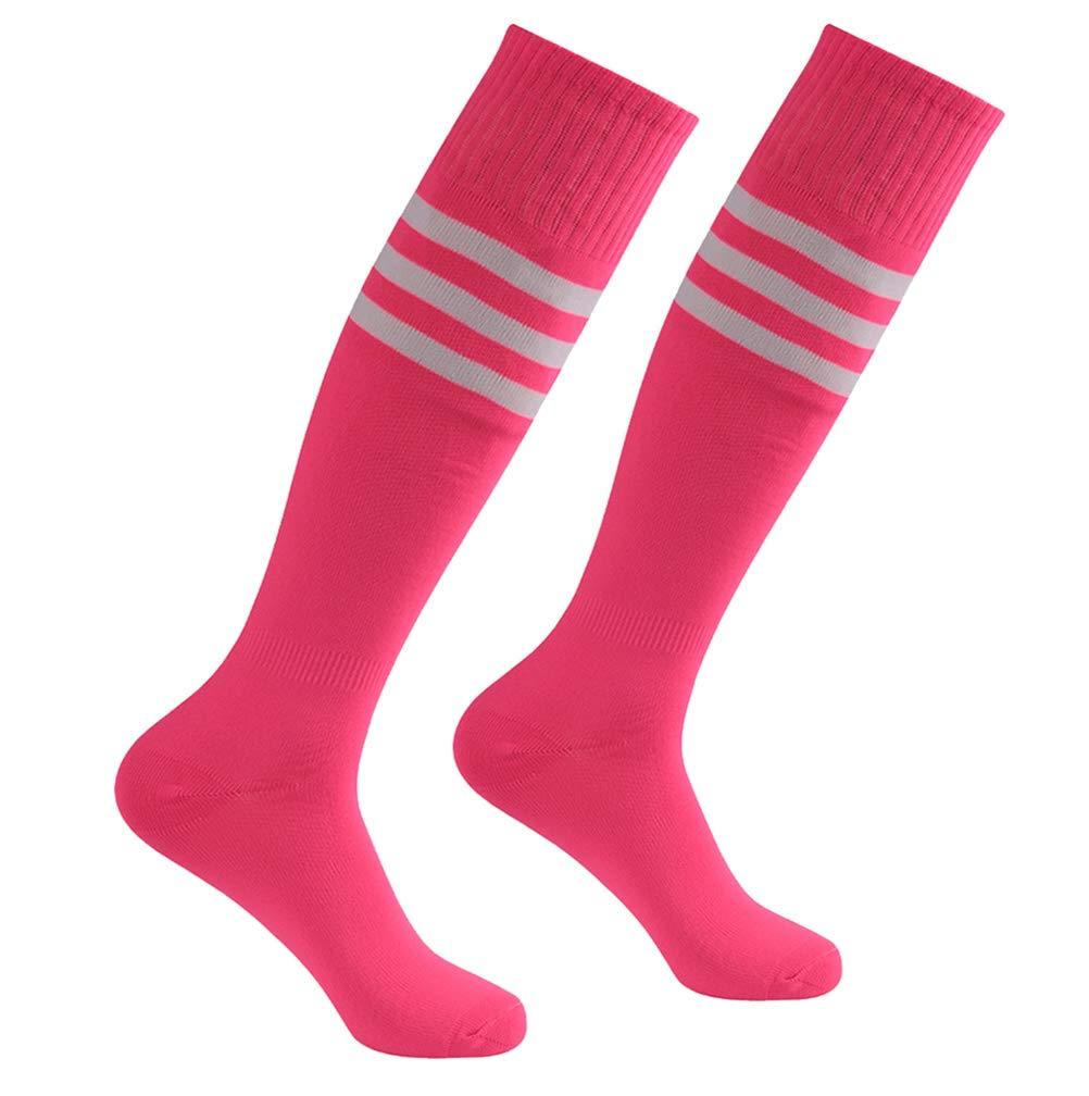 Knee High Football Socks, Atrest Unisex Softball Soccer Volleyball Team Player Socks by Atrest