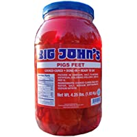 Big John's Pickled Pigs Feet