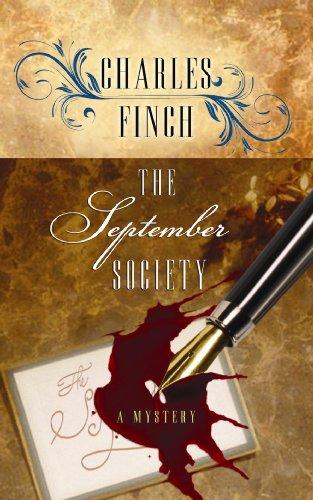 The September Society (Premier Mystery Series)