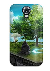 CJKmSPU1952LBYIb Case Cover Protector For Galaxy S4 Gorilla Case