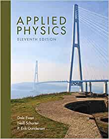 Applied physics (9th edition) dale ewen.