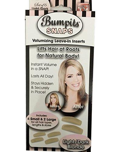 Bumpits Volumizing Leave Inserts Natural product image
