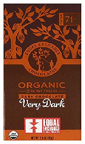 Very Dark Chocolate Bar - 3
