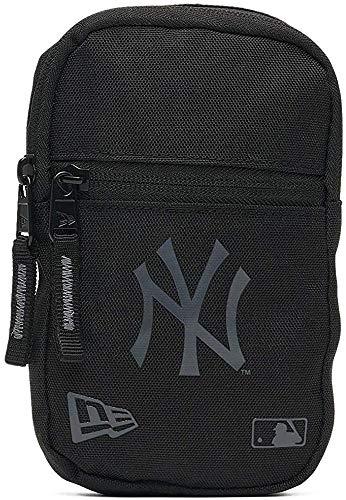 New Era MLB New York Yankees Mini Schlüsseltasche schwarz, OS