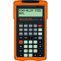 Calculated Industries 4088 Machinist Calc Pro 2 Advanced Machining Math with Materials