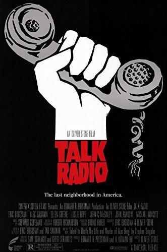 Talk Wireless Poster Movie 11x17 Eric Bogosian Alec Baldwin Ellen Greene John Pankow