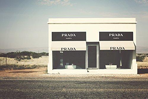 Amazon.com: Prada Marfa Art, Marfa Texas Photography, Prada Marfa ...