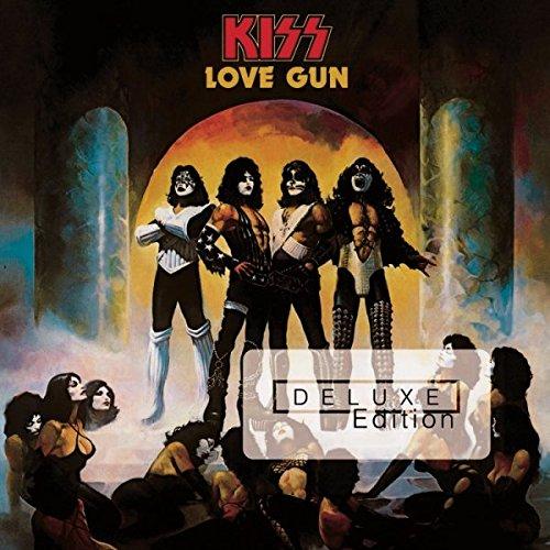 kiss love gun cd - 1