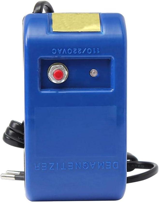 Desmagnetizador de Reloj de reparación Destornillador Pinzas para relojero Enchufe de la UE: Amazon.es: Electrónica