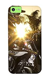 NADIA Diy Yourself Top Quality protective Freestyle Dirtbike Motocross Moto Bike Extreme Motorbike Dirt case cover pwY1cxjU5fs Cover For Iphone 5c With Appearance/best Gifts For Christmas Day