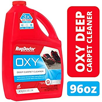 Amazon Com Rug Doctor Oxy Steam Carpet Cleaner Solution