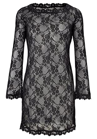 low cost online shop many styles Lascana Nachthemd Negligé: Amazon.de: Bekleidung