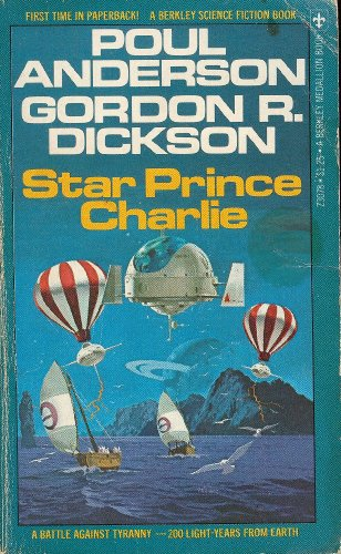 book cover of Star Prince Charlie