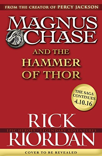 Download PDF Magnus Chase and the Hammer of Thor