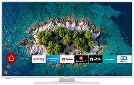 HITACHI U55K6100W - Televisor (139 cm/55