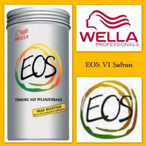 🥇 Wella Eos Color 6 Azafran 120g