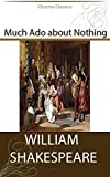 Image of Much Ado About Nothing (Illustrated) + Free Audiobook - Chrysta Classics