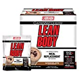 Labrada Carb Watchers Lean Body Hi-Protein Meal Replacement Shake, Chocolate, 2.29-Ounce Packets (Pack of 42)