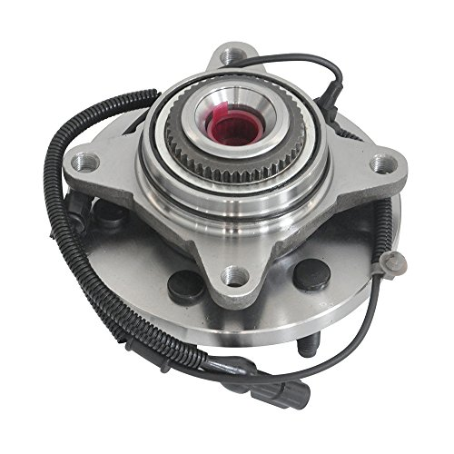 DRIVESTAR 515119 Front Wheel Hub & Bearing Driver or Passenger for Ford - Front 6 Stud Hub